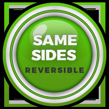 Same Sides Reversible