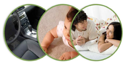 clean non hazardous foam for comfort