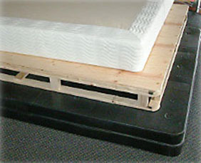 foam mattress box springs wood foundations