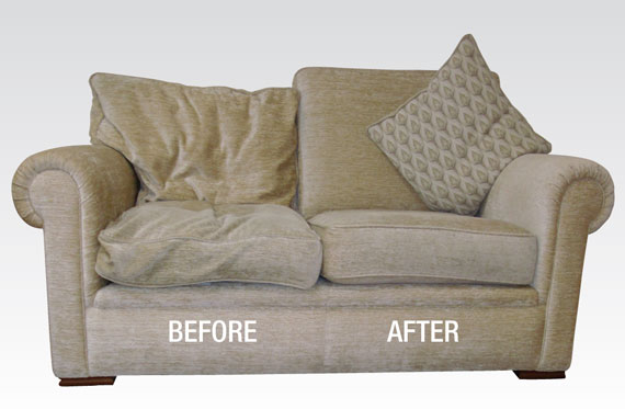 If You Are Ordering A Custom Sofa Be Sure To Discuss Cushion Choices And Construction